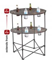 Picnic Plus Scrimmage Tailgate Table - Camo
