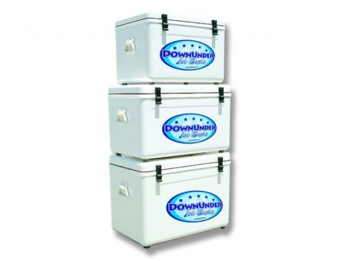 Down Under USA 65 Quart Icebox/Marine Cooler