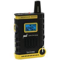 La Crosse Technology 810-805 NOAA Super Sport Radio