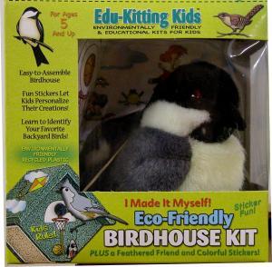 Bird House/Bird Feeder Kits by Songbird Essentials