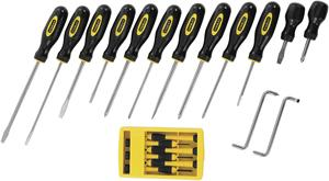 Screwdrivers/Wrench Sets by Stanley Tools