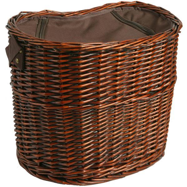 Picnic & Beyond Willow Cooler Basket