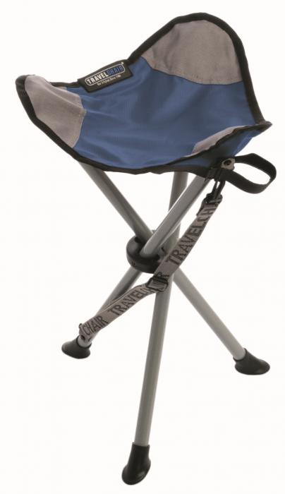 Travel Chair Slacker Stool, Blue