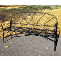 Achla Lattice Bench