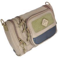 Hazard4 Reveille, Rugged Grooming Kit/Heavy-Duty Toiletry Bag,Coyote