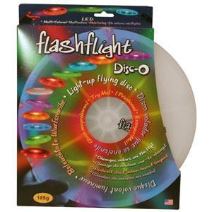 Nite-ize LED and Fiber Optics Illuminated Flying Disc, Disc-O