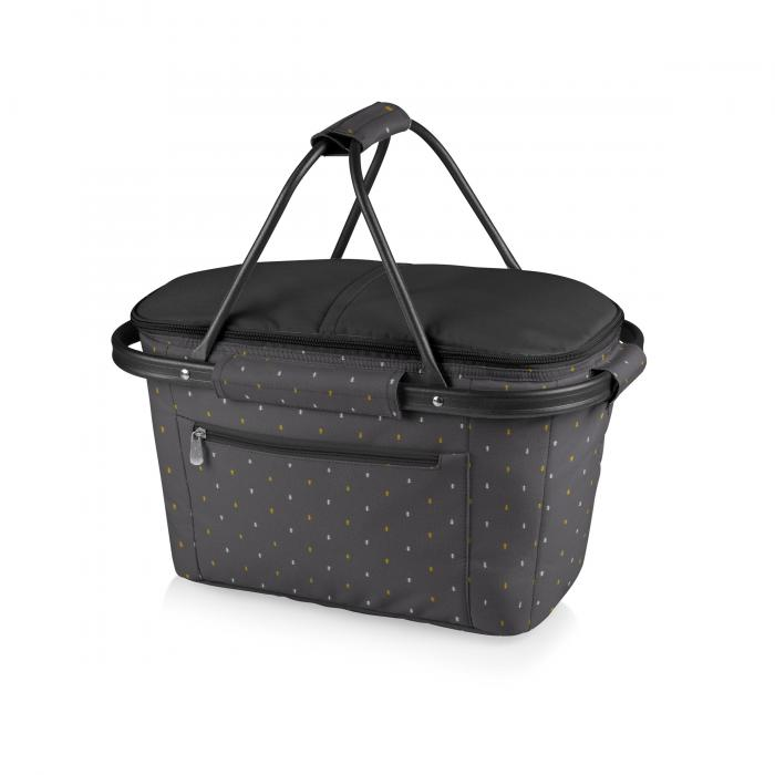 Picnic Time Market Basket  Collapsible Tote (Anthology Collection)