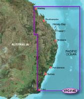 Garmin Bluechart Software, Mackay to Twofold Bay