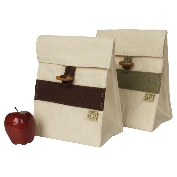 Equinox Organic Cotton Lunch Bag