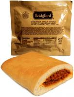 Bridgford BBQ Beef Sandwich - Ready to Eat, Case of 48