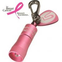 Streamlight Nanolight White LED Keychain Flashlight with Pink Aluminum Body