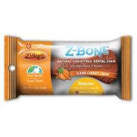 Zukes Z-bone Dental Bone - Carrot, Regular