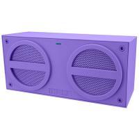 iHome NFC Bluetooth Rechargeable Mini Speaker, Purple