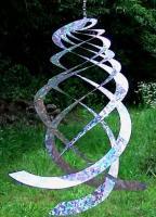 West Coast Design Crystal Spinner Jewel