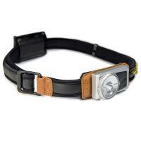 UCO A120 LED Headlamp, Black/Tan, 120 lm, 3x AAA