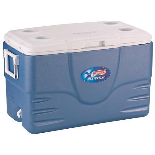 Coleman 52 Qt Extreme Cooler- Blue