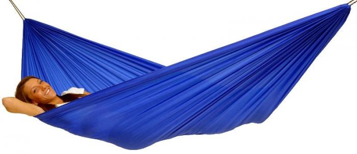 Byer of Maine Traveller Lite Hammock, Wild Blue Yonder