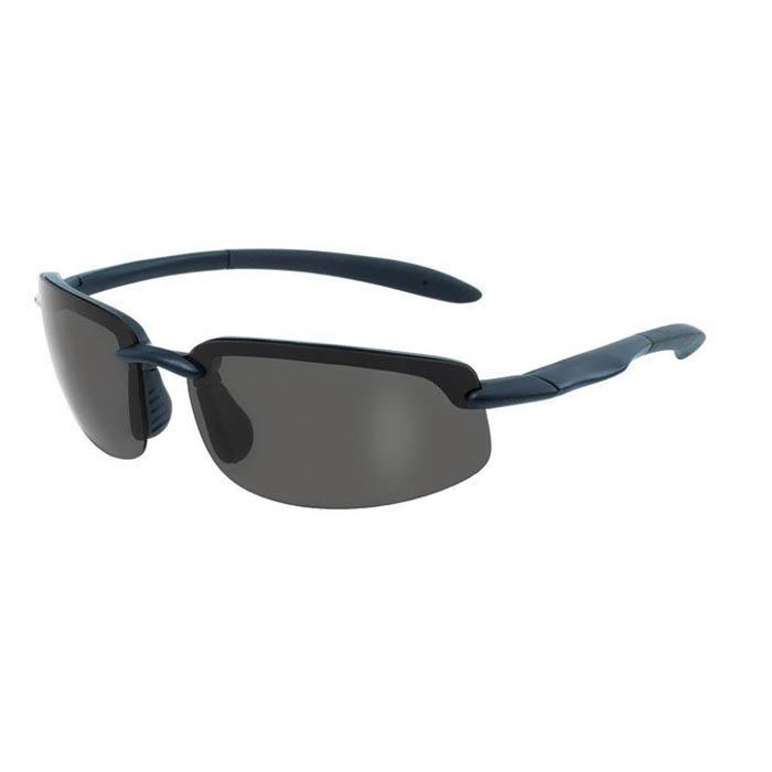 Global Vision Ty-Phoon Polarized Sunglasses, Grey