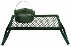 "Texsport 24"" x 16"" Heavy Duty Camp Grill"