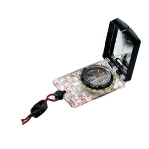 Suunto Navigator Compass, Sighting Mirror, Clinometer, Luminous Bez