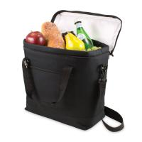 Picnic Time Montero Insulated Cooler Tote, Black