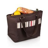 Picnic Time Topanga  Moka Large Insulated Shoulder Tote