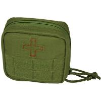 Red Rock Gear Soldier Individual First Aid Kit, Olive Drab