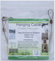 """Songbird Essentials 36"""" Limb Protective Copper & Stainless Hanger"""