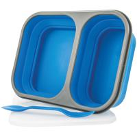 Eco Vessel Collapsible Lunchbox Blue
