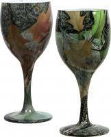Rivers Edge Products Camo Wine Glasses 2 pack