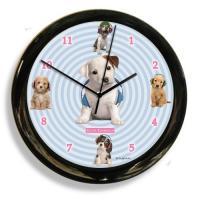 California Clock Headphones Dog Clock (41602)