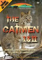 Stoney-Wolf The Catmen I & II - 2 films on 1 DVD