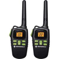 Motorola MD200R 20-Mile Talkabout 2-Way Radio - 2 Pack