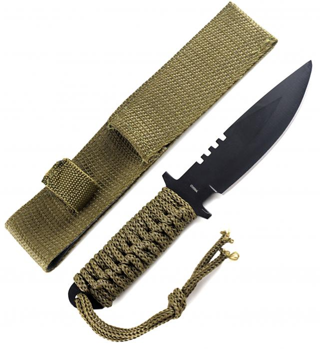 Army Fixed-Blade Survivor Knife