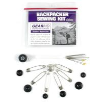 Gearaid Backpacker Deluxe Sewing Kit