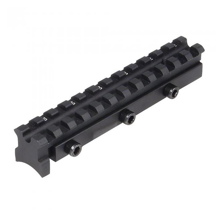 Compensator Mount for RWS Airgun  w/MBD