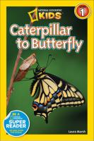 Random House Caterpillar to Butterfly
