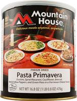 Mountain House Pasta Primavera - 9 One Cup Servings