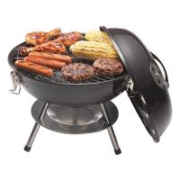 "Cuisinart 14"" Charcoal Grill, Black"