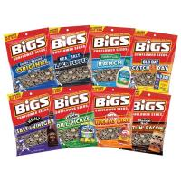 Bigs Assorted Sunflower Seed