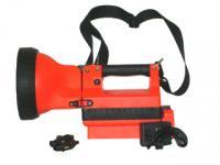 Streamlight HID LiteBox, 120V AC/12V DC, Orange Body