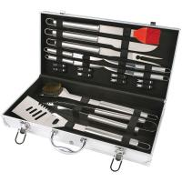 Chefs Basics Select HW5305 18-Piece Stainless Steel BBQ Set