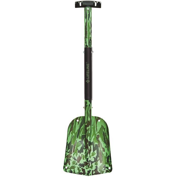 Lifeline Alum Sport Utility Shovel-Blue