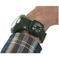 Sun Slip-on Wrist Compass