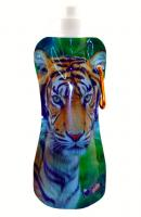 Zee's Creations Pocket Bottle, Tiger