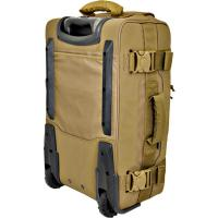 Hazard4 Air Support, Rugged Rolling Carry-On, Coyote