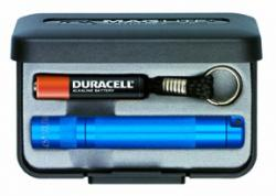 MagLite - Solitaire Flashlight Blue Presentation Box