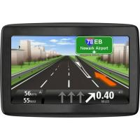 "TomTom VIA 1435TM Automobile Portable GPS Navigator - 4.3"" - Touchscreen"