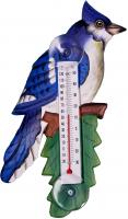 Songbird Essentials Thermometer Small Blue Jay