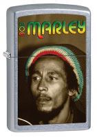 Bob Marley, Street Chrome Zippo Lighter